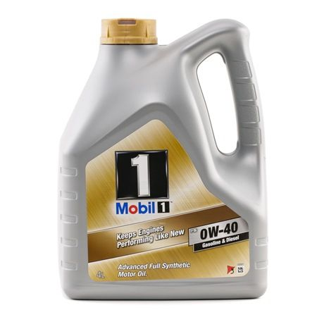 FIAT CROMA 0W-40, Capacity: 4l, Synthetic Oil 153687