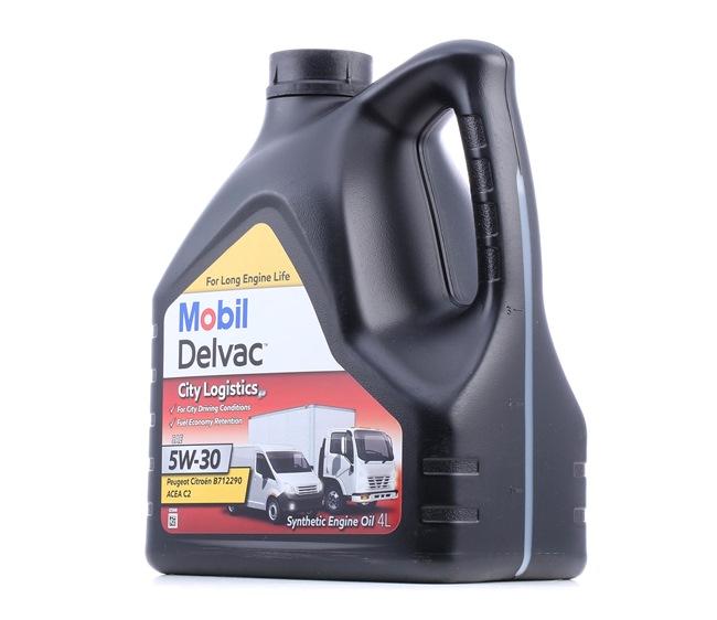 MOBIL Motorenöl PSA B71 2290 5W-30, Inhalt: 4l