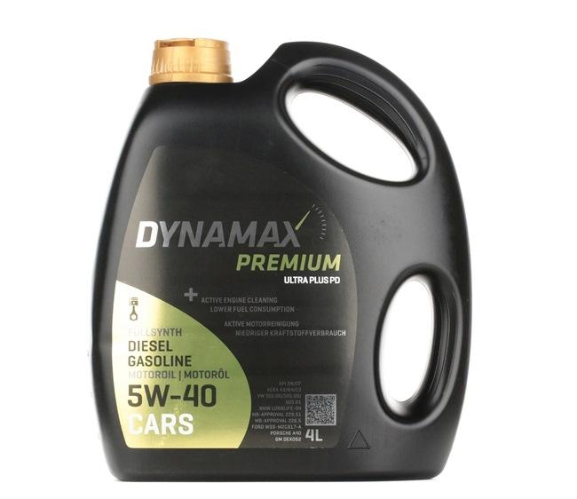 Olio auto 5W-40, Contenuto: 4l, Olio sintetico EAN: 8586016013088