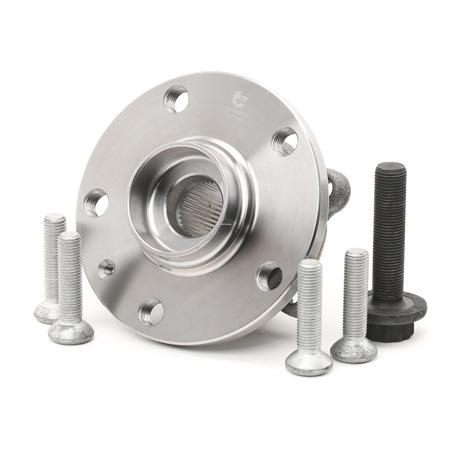 Kit de roulement de roue Ø: 136,5mm, Diamètre intérieur: 36mm avec OEM numéro 5K0498621