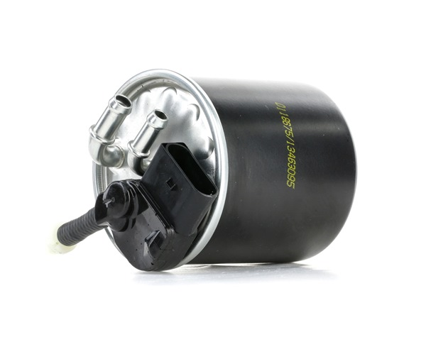 Fuel filter Height: 123,8mm with OEM Number 651 090 16 52