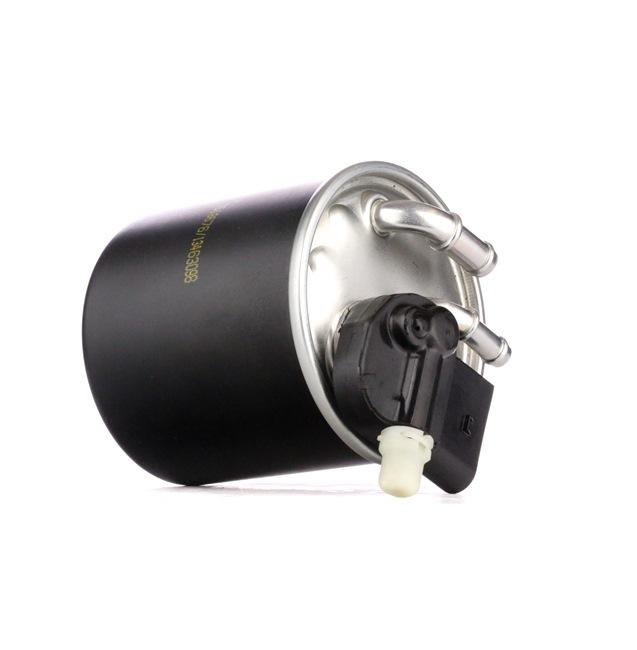 Fuel filter RIDEX 13463098 In-Line Filter