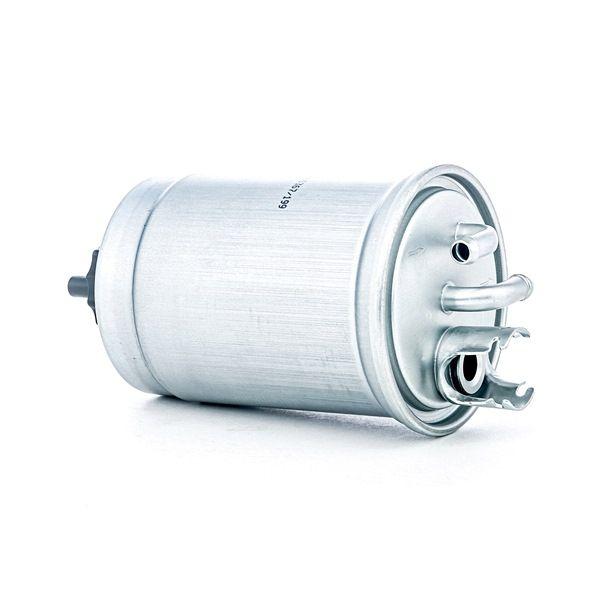RIDEX Anschraubfilter, Kraftstoffart: Diesel 9F0174