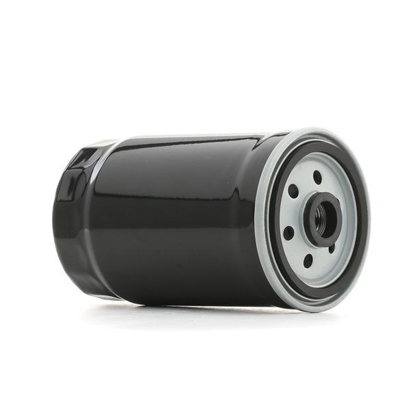 Fuel filter RIDEX 13467605 Screw-on Filter