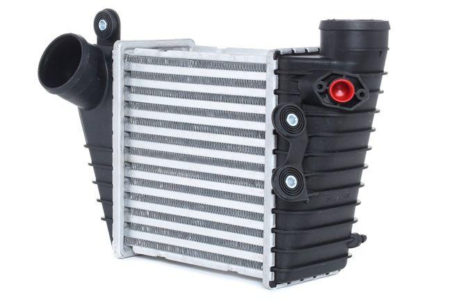 RIDEX Intercooler charger Core Dimensions: 190 x 183 x 85 mm, Aluminium, Plastic