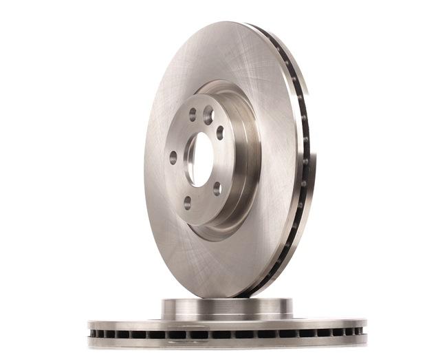 Brake discs and rotors RIDEX 13467985 Internally Vented