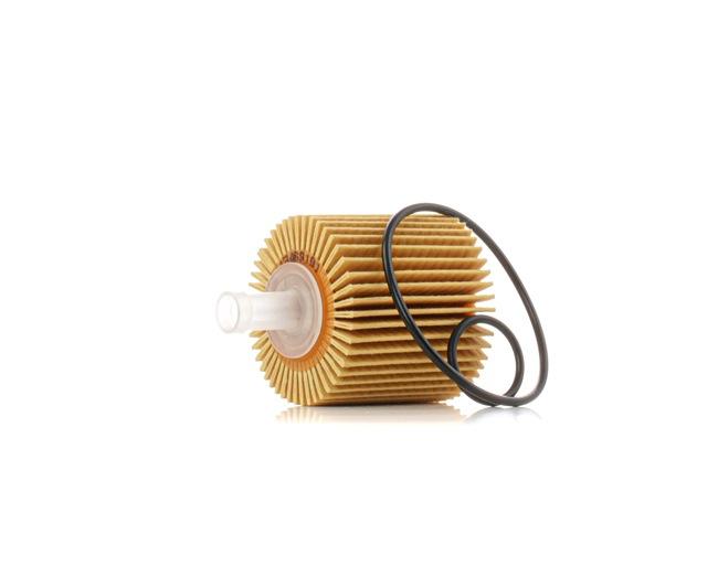 RIDEX 7O0210 Oil filter