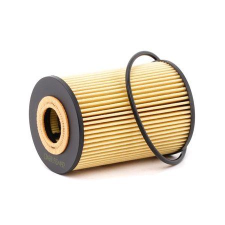 Oil filter RIDEX 13469193 Filter Insert