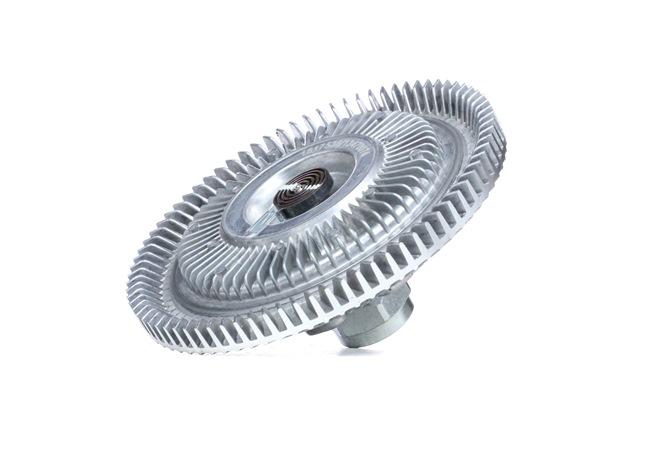 OEM Clutch, radiator fan RIDEX 509C0059