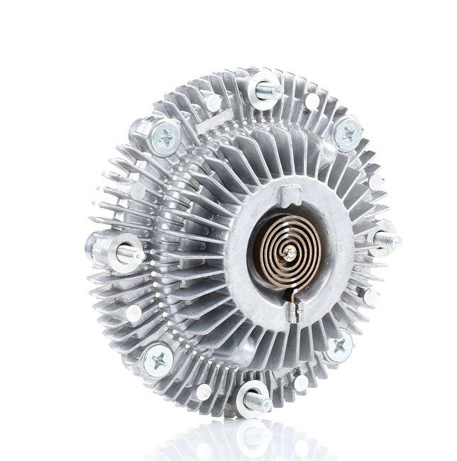 OEM Clutch, radiator fan RIDEX 509C0065