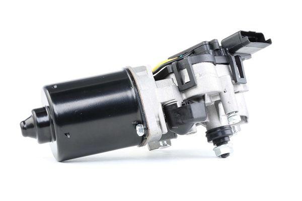 Windshield wiper motor RIDEX 13470586 Front
