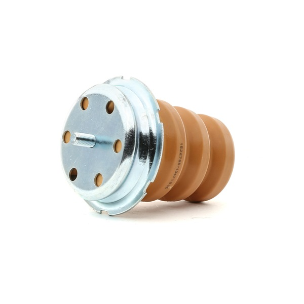 RIDEX Bump stops & Shock absorber dust cover LEXUS Rear Axle left and right, without wheel hub