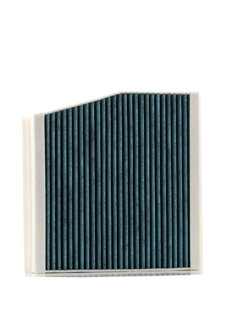 Cabin filter BOSCH A8545 FILTER+, Charcoal Filter, Particulate filter (PM 2.5), with anti-allergic effect, with antibacterial action