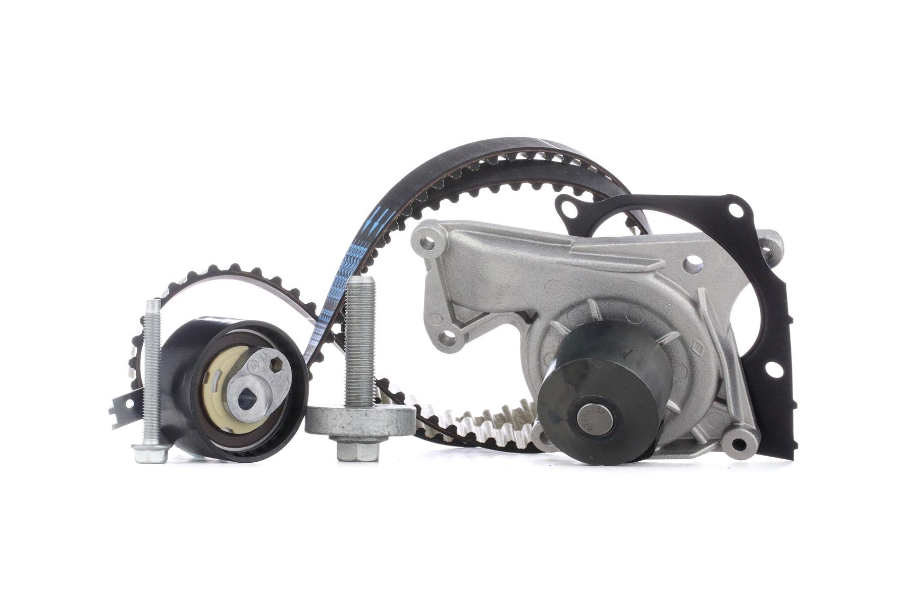 Water Pump + Timing Belt Kit DOLZ 06KD120 rating