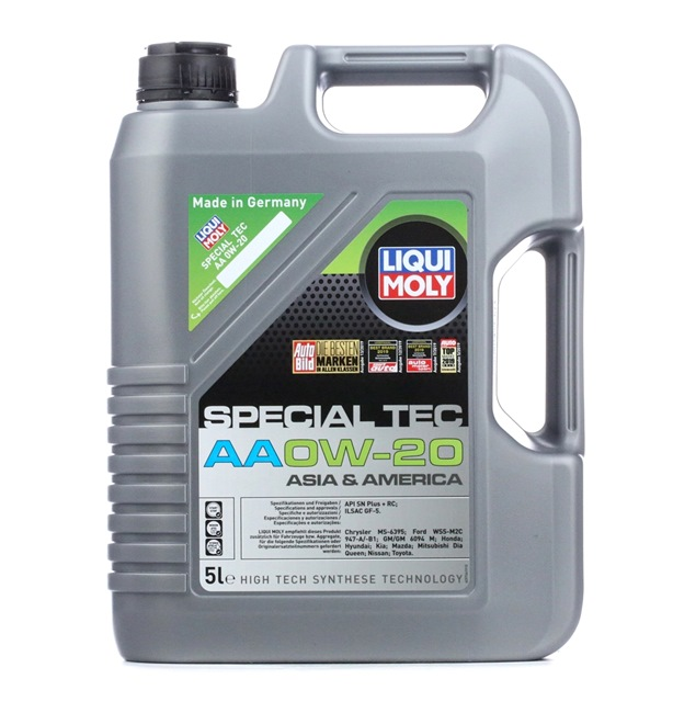 PKW Motoröl ILSAC GF-5 4100420067396