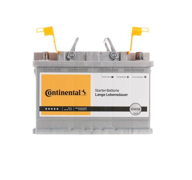 Starterbatterie 2800012023280 TOURAN (1T1, 1T2) 1.9 TDI Bj 2004