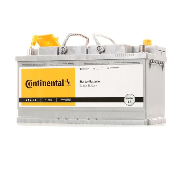 Starterbatterie 2800012026280 OE Nummer 2800012026280