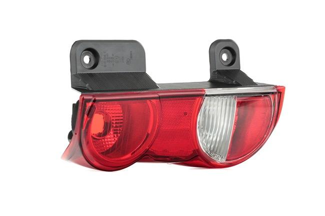 ABAKUS links, ohne Glühlampe, ohne Lampenträger, P21/5W, P21W, PY21W 1151934LLDUE