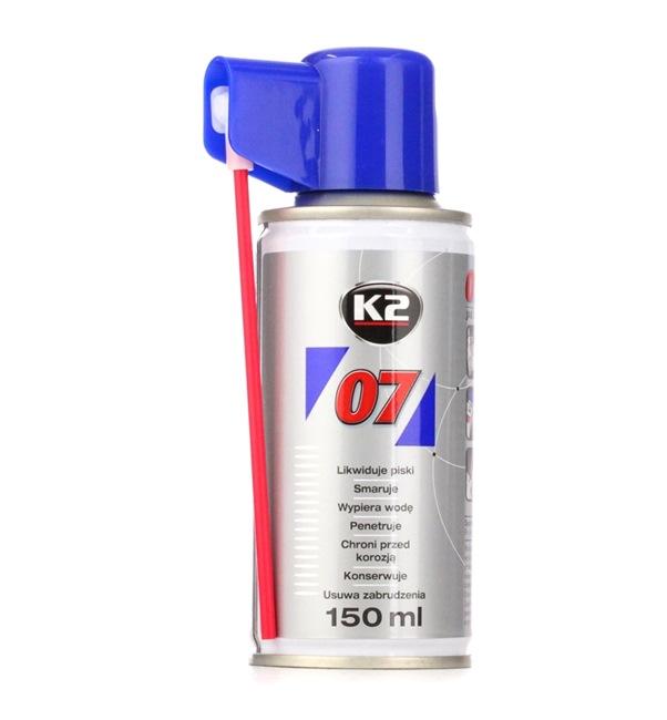 Technical sprays K2 0715 for car ()