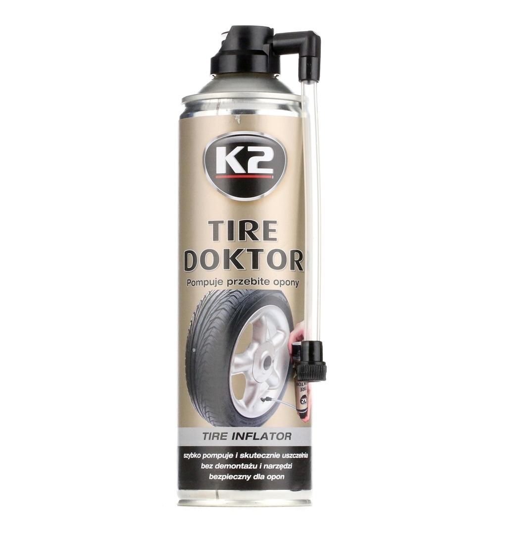 Reparação de pneus K2 B311 classificação