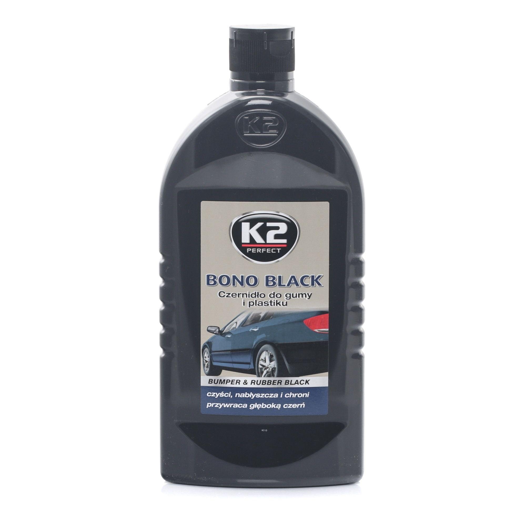 Gummipflegemittel K2 K035 Bewertung