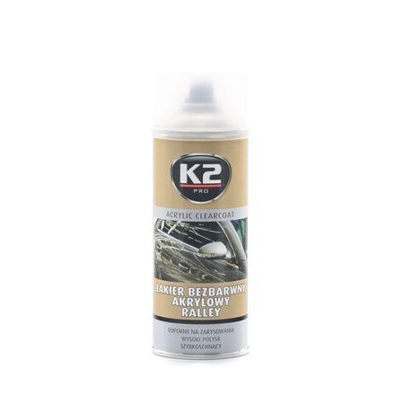 Klarlack K2 L349 für Auto (transparent, Sprühdose, Inhalt: 400ml)
