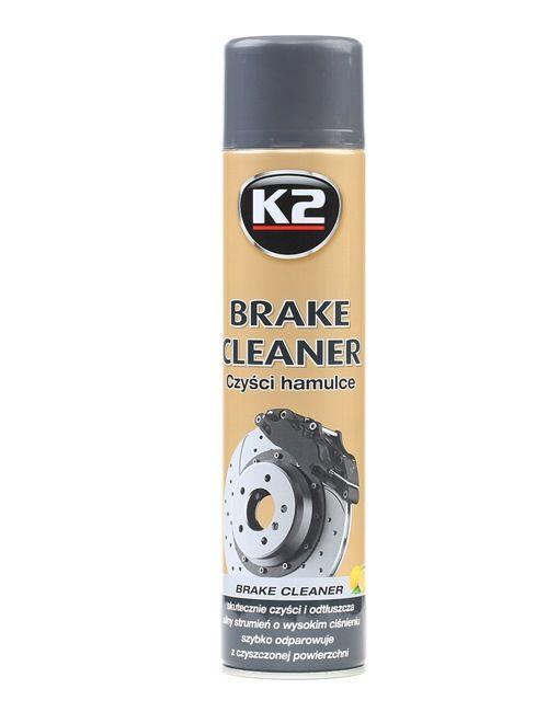 Bremsen- und Kupplungsreiniger K2 W105 für Auto (Inhalt: 600ml, Sprühdose)