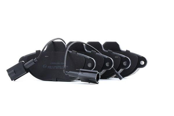 Brake Pad Set, disc brake 402B1213 PANDA (169) 1.2 MY 2020