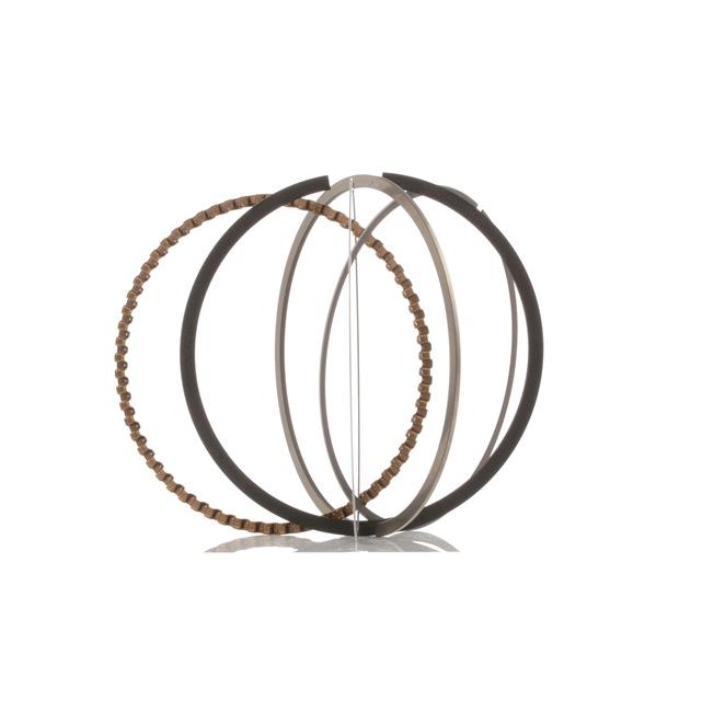 OEM Piston Ring Kit RIDEX 444P0009