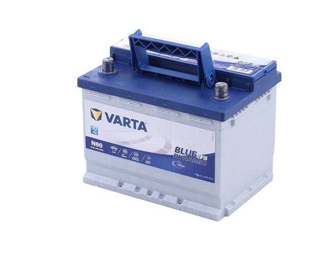 OEM VARTA 560500064 VW TOURAN Akku