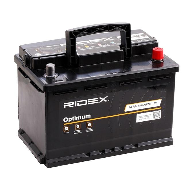 OEM Starter Battery RIDEX 1S0005