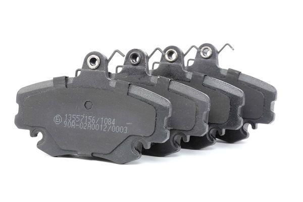 Bremsbelagsatz, Scheibenbremse Breite: 100,1mm, Höhe: 64,8mm, Dicke/Stärke: 18,2mm mit OEM-Nummer 7701204833