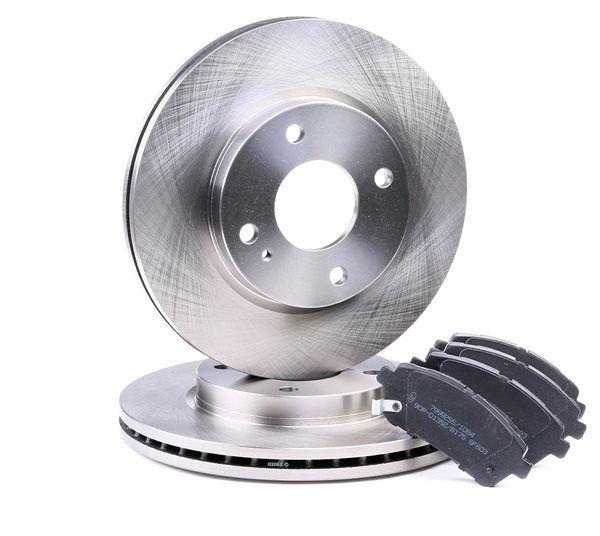 OEM Brake Set, disc brakes RIDEX 3405B0238