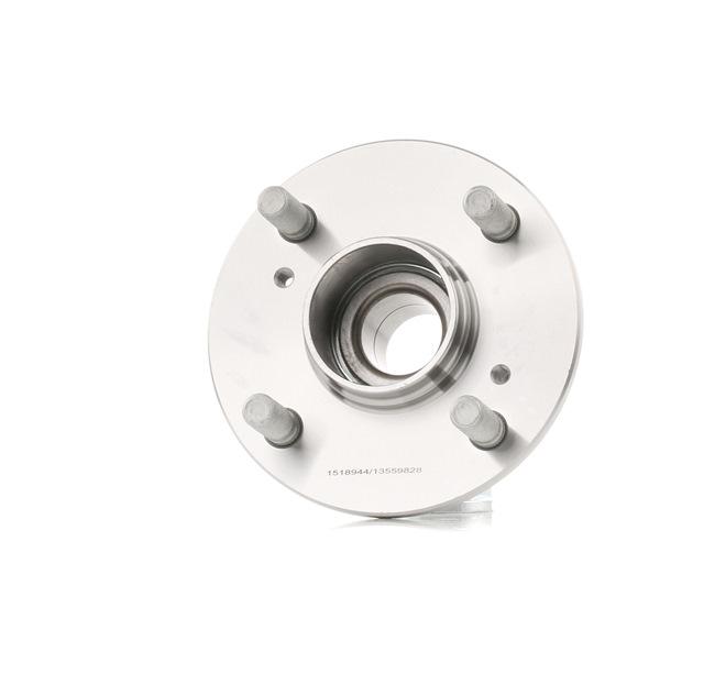 RIDEX 654W0868 Wheel hub bearing