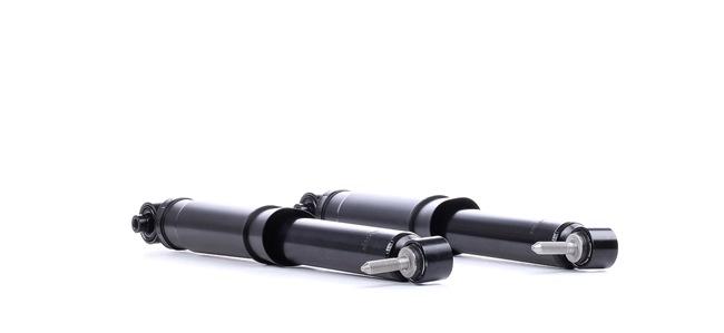 Struts RIDEX 13562490 Rear Axle, Twin-Tube, Gas Pressure, Telescopic Shock Absorber, Bottom eye, Top eye