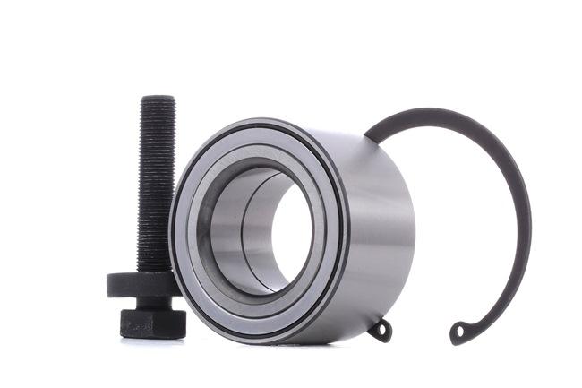 RIDEX Vorderachse beidseitig, mit integriertem magnetischen Sensorring 654W0929