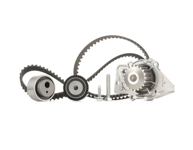 OEM Water pump and timing belt kit RIDEX 3096W0008