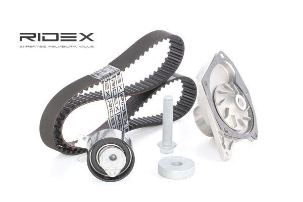 OEM Water pump and timing belt kit RIDEX 3096W0013