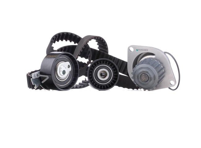 OEM Water pump and timing belt kit RIDEX 3096W0026