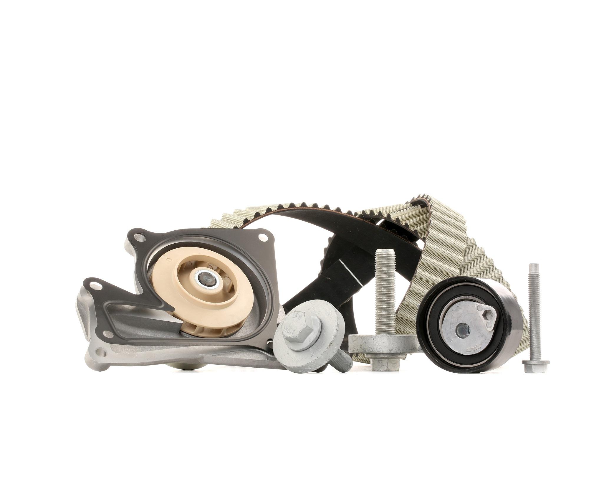 Zahnriemensatz mit Wasserpumpe RIDEX 3096W0064 Bewertung
