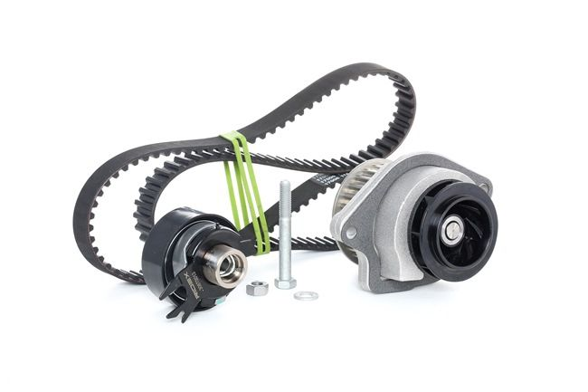 OEM RIDEX 3096W0065 VW POLO Timing belt set