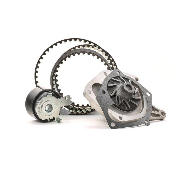 OEM Water pump and timing belt kit RIDEX 3096W0142