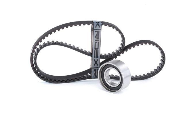 Cam belt kit RIDEX 13563139 Teeth Quant.: 129