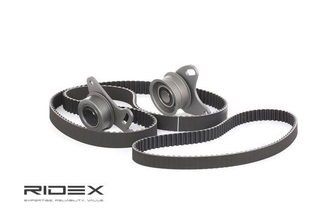 Kit de distribucion RIDEX 13563154 Núm. dientes: 163, usable en vehículos con corriente de carga de alternador: 99