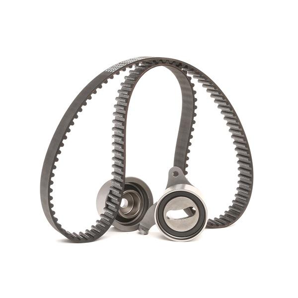 Cam belt kit RIDEX 13563159 Teeth Quant.: 124