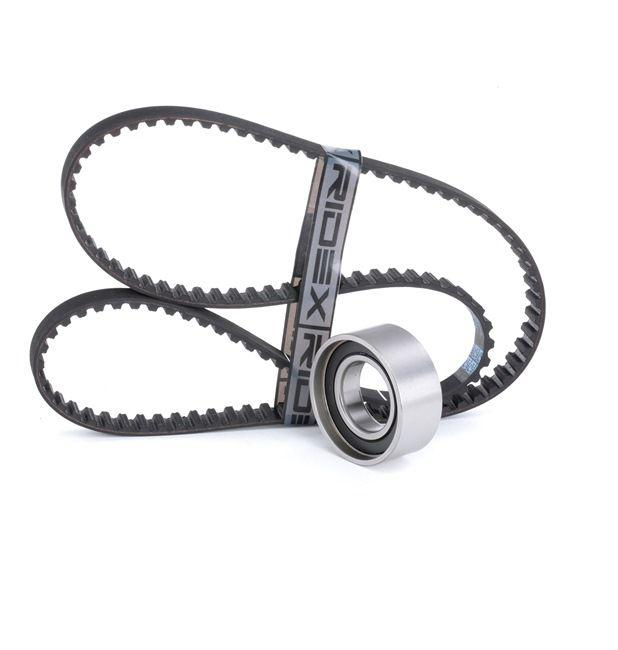 Cam belt kit RIDEX 13563182 Teeth Quant.: 125