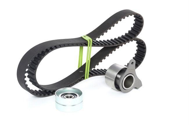 Cam belt kit RIDEX 13563265 Teeth Quant.: 123