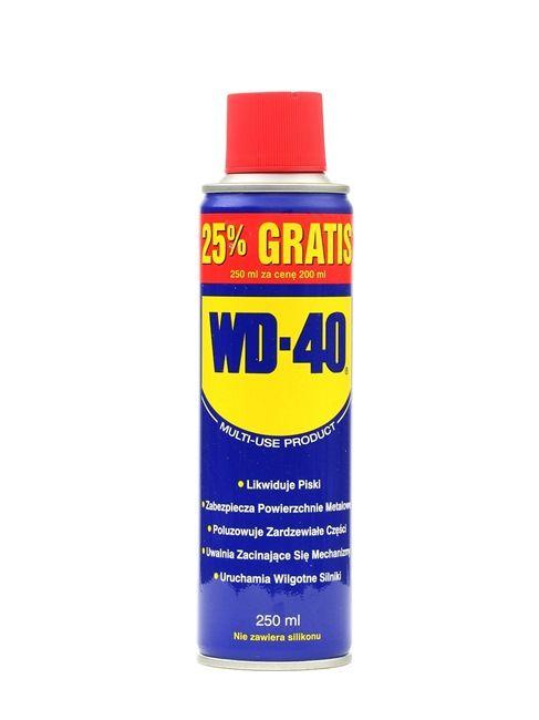 Technical sprays WD-40 WD40 250 for car ()