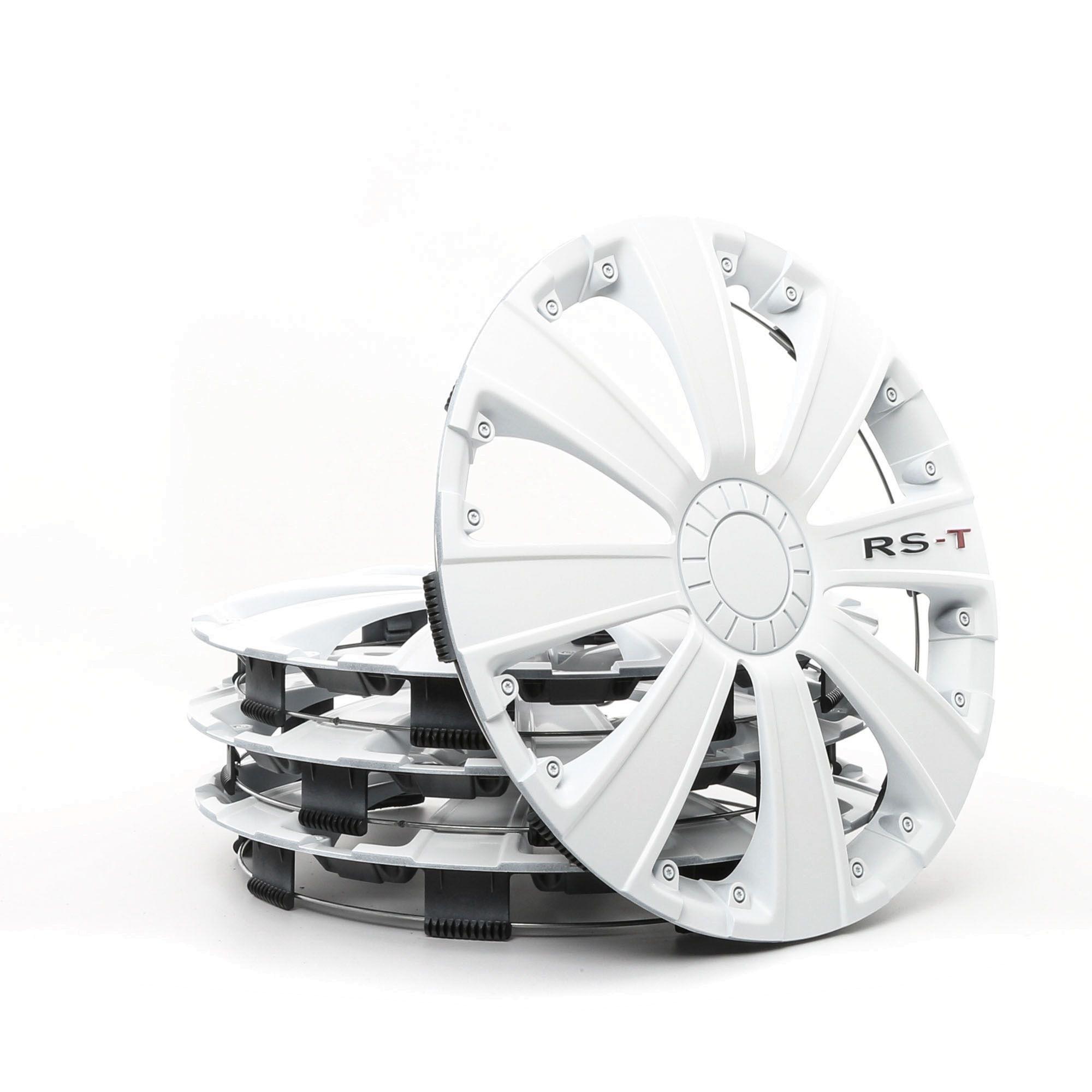 Hjulkapsler ARGO 14 RST WHITE Rating