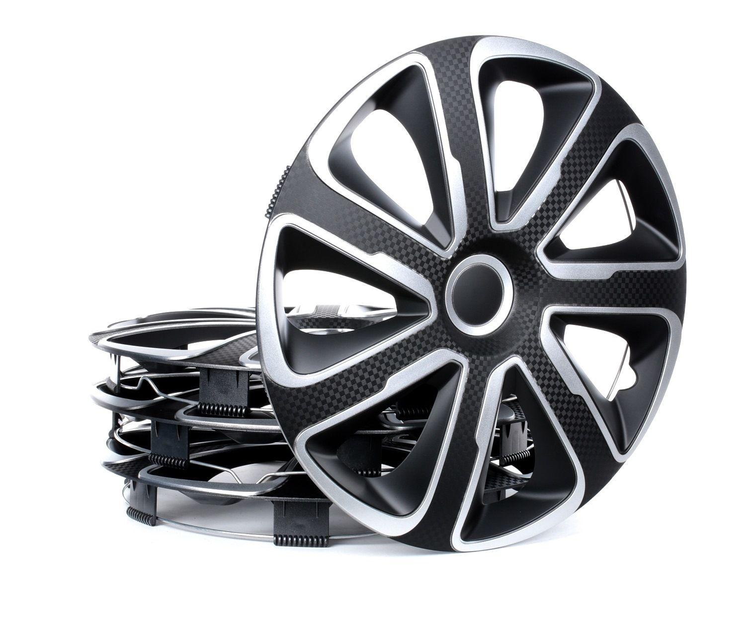 Wheel trims ARGO 15 LIVORNO CARBON S&B rating